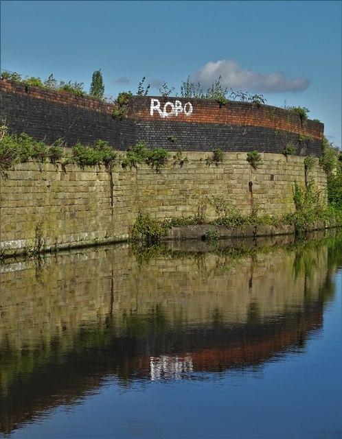 Robo was 'ere