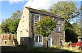 NZ1148 : The old mill at Knitsley Mill by Robert Graham