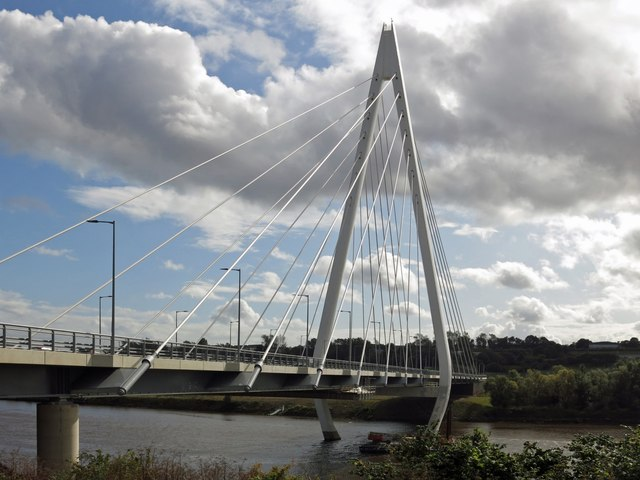 The Northern Spire Bridge
