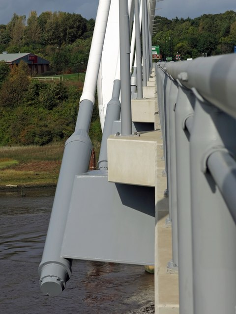 The Northern Spire Bridge - cable stays (2)