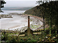 NS2310 : The Gas House and Culzean Bay by David Dixon