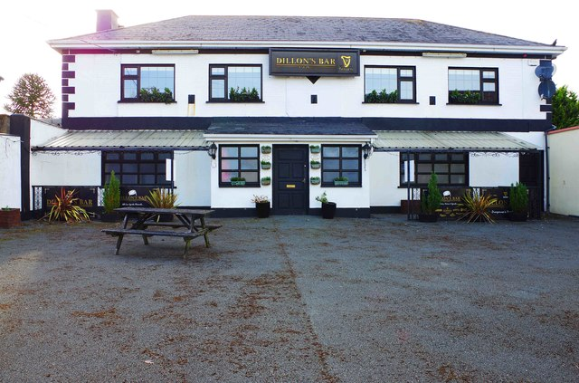 The former Dillon's Bar (1), Wolf Tone Road, Dungarvan, Co. Waterford