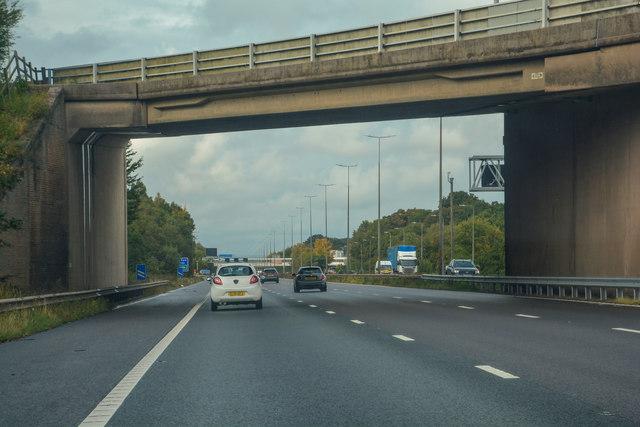 Essington : M6 Motorway