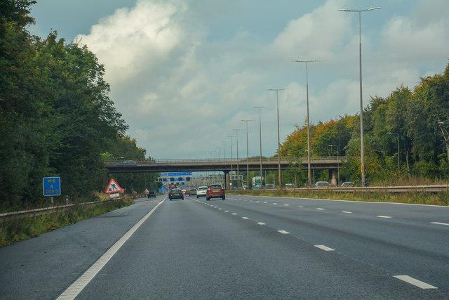 Hilton : M6 Motorway