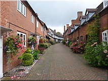 SP0957 : The lower end of Malt Mill Lane Alcester by Rod Allday