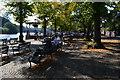 SJ4066 : Riverside relaxation, Chester by David Martin