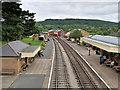 SP0229 : Winchcombe Railway Station by David Dixon