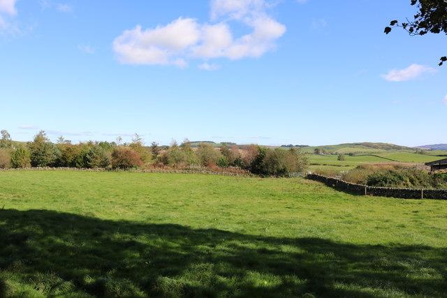 Farmland at Kirkpatrick Durham