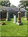 NJ5061 : Monuments at Kirktown of Deskford by Alan Murray-Rust