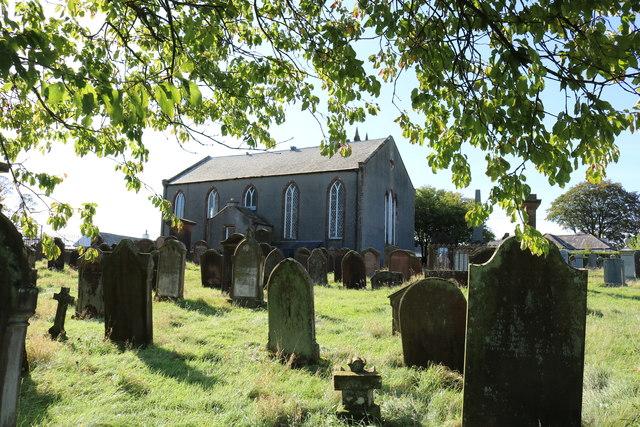 Kirkpatrick Durham Church and Graveyard