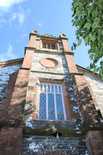 Kirkpatrick Durham Church