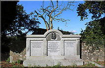 NX9179 : Kirkpatrick Irongray Churchyard by Billy McCrorie