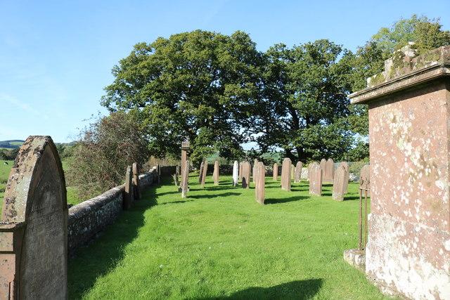 Kirkpatrick Irongray Churchyard