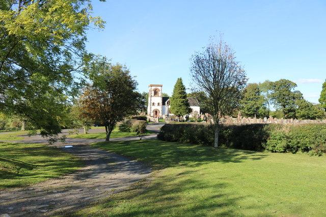 Kirkpatrick Irongray Church