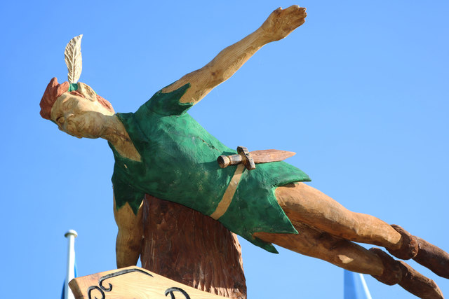 Peter Pan in Colour, Dumfries