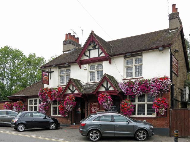 The Dolphin, Rockingham Road