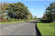 NX9575 : Castle Douglas Road, Dumfries by Billy McCrorie