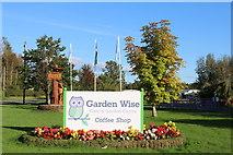 NX9575 : Garden Wise, Dumfries by Billy McCrorie