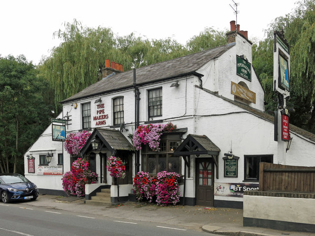 The Pipemakers Arms, Rockingham Road