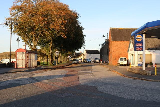 Beaconsfield Place, Kirkcudbright
