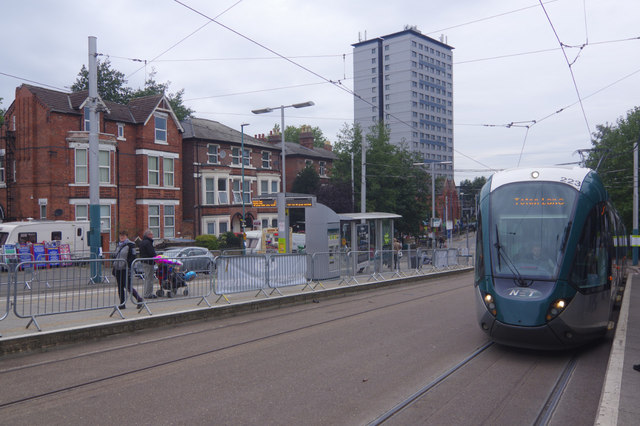 The Forest Tram Stop