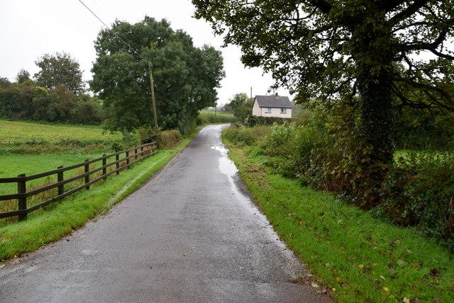 Ballynasaggart Road, Carran / Sess