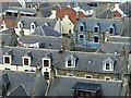 NJ5067 : Seatown roofscape, Cullen by Alan Murray-Rust
