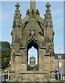 NJ5167 : Old Market Cross, Cullen by Alan Murray-Rust