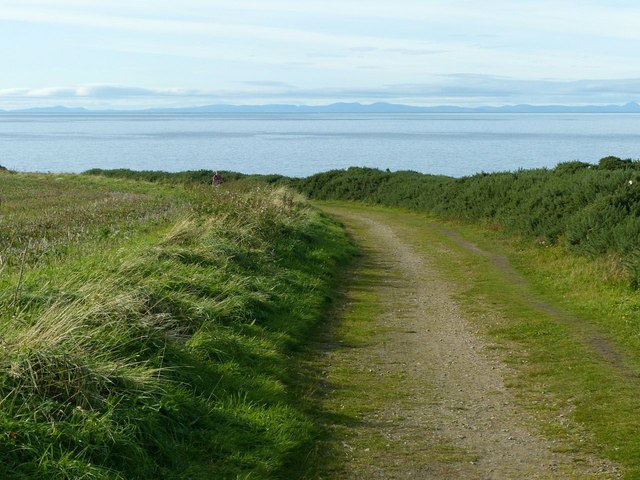 Moray Coast Trail and National Cycle Route 1