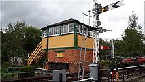 SU3521 : Romsey Signal Box Project by David Martin