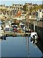 NJ4667 : Findochty Harbour by Alan Murray-Rust