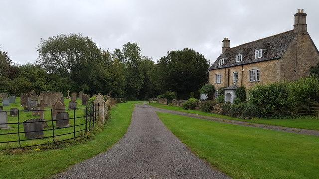 Graveyard at Exton