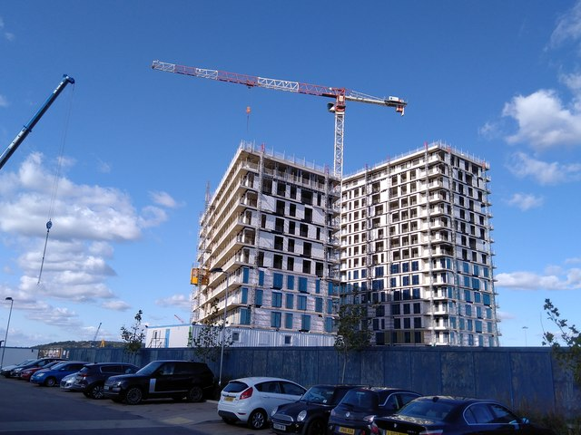 Gillingham Gate development