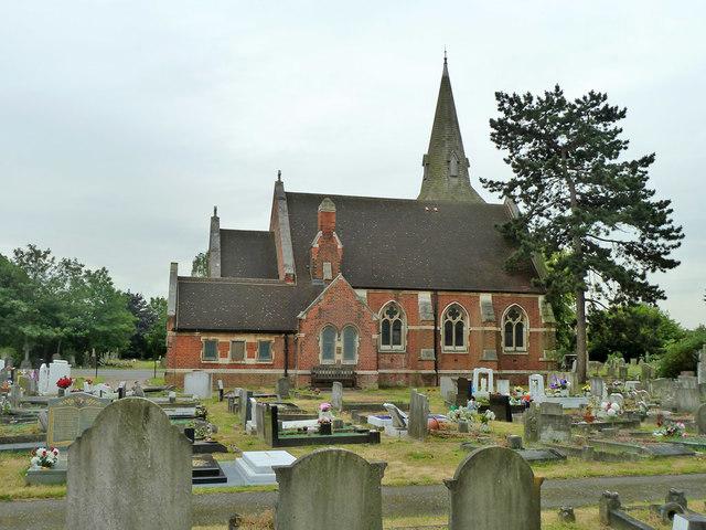 Chapel, Croydon Cemetery