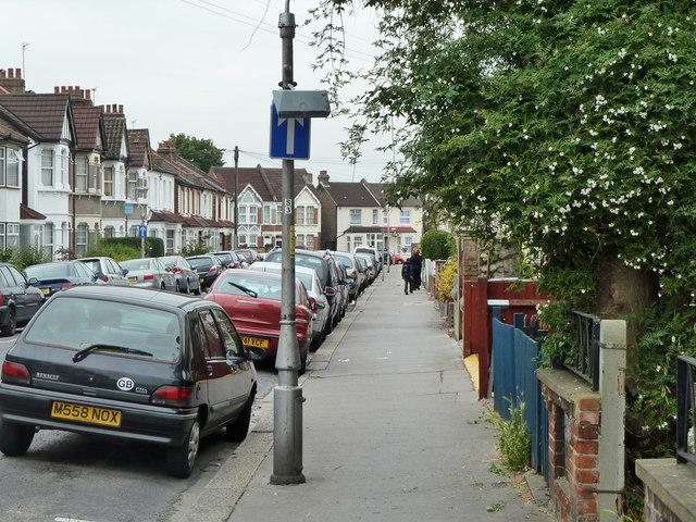 Whitehall Road, Thornton Heath