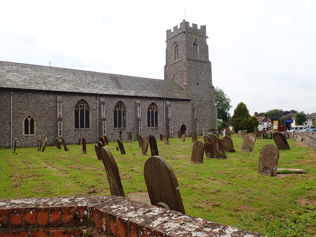 St Mary's Church, Hemsby