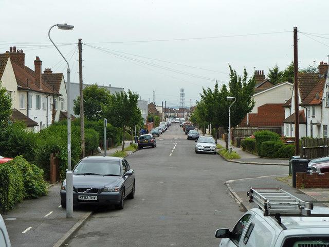Aurelia Road, Croydon CR0