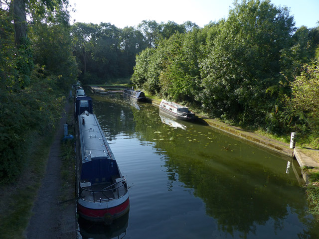 Branch of the Grand Union Canal Foxton