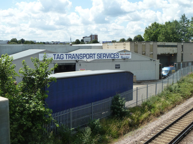 TAG Transport Services, Waddon