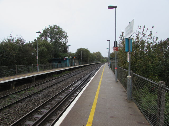 Heath High Level station, Cardiff