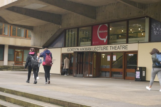 Gordon Aikman Lecture Theatre © Richard Webb cc-by-sa/2.0 ...