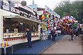 SK5641 : Burgers & More - Goose Fair by Stephen McKay