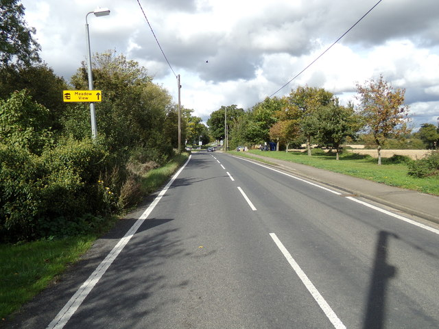 Oak Road, Rivenhall