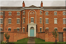 SK7154 : Southwell Workhouse by Richard Croft