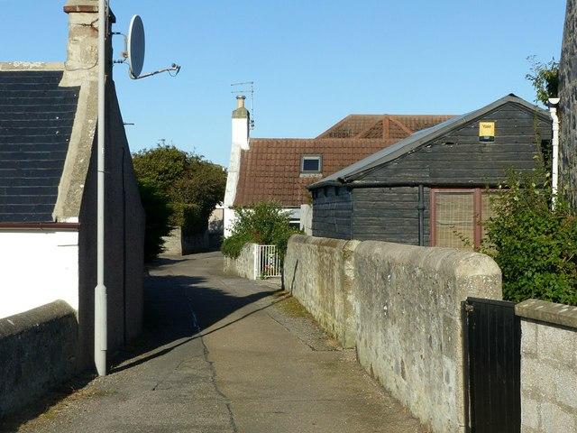 Paradise Lane, Lossiemouth