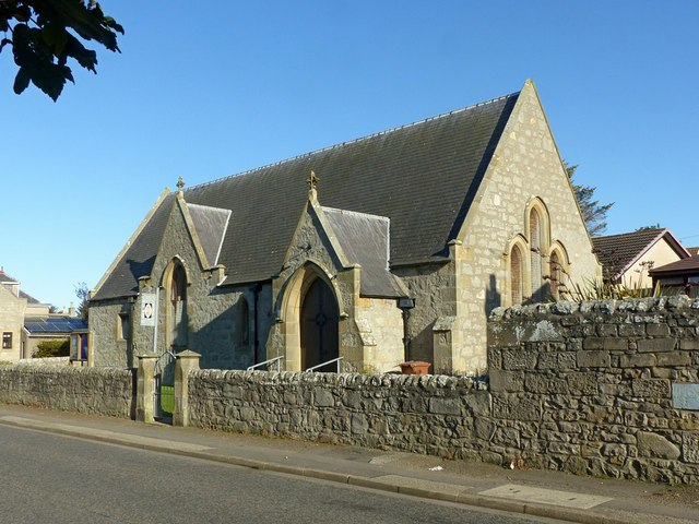 Church of St Margaret, Lossiemouth