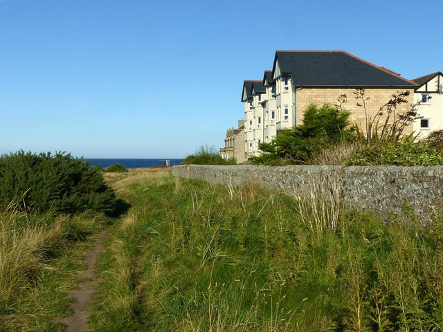 Stotfield Court, Lossiemouth