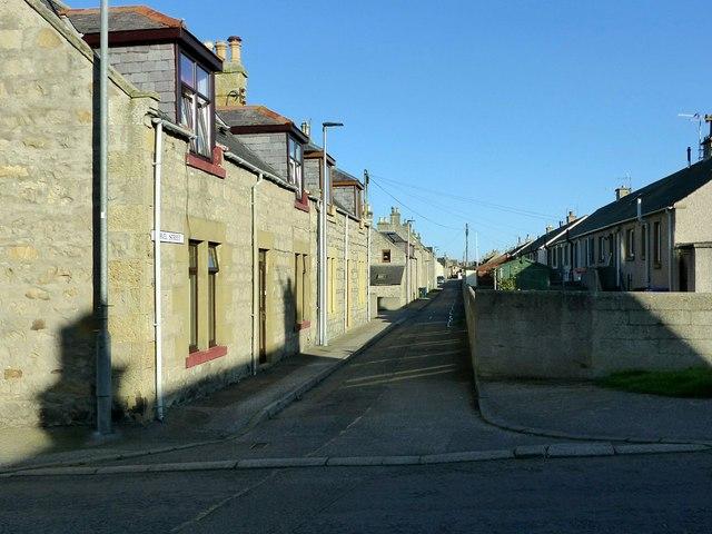 Carvel Street, Lossiemouth