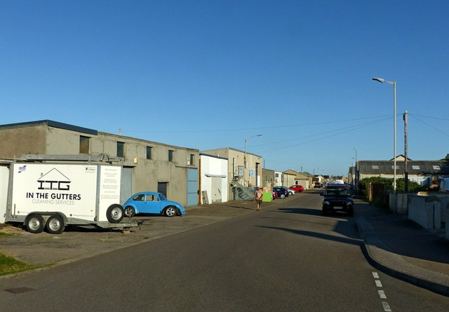 Shore Street, Lossiemouth