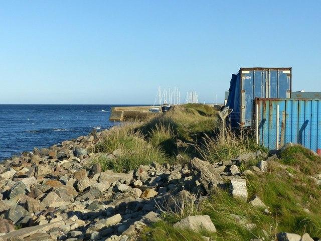Coast at Lossiemouth